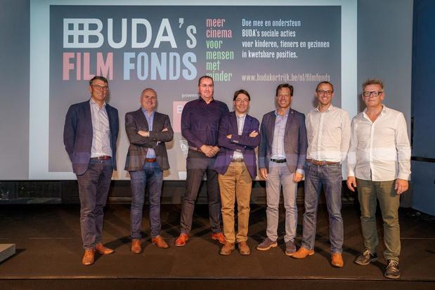Kunstencentrum BUDA lanceert Film Fonds met kick-off voor bedrijven