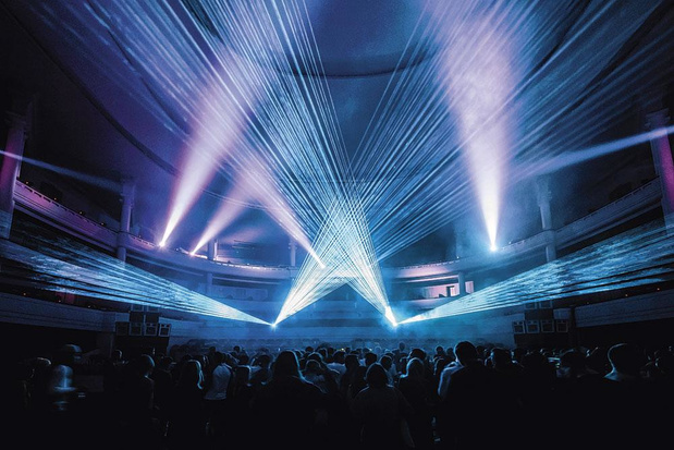 Nuits Sonores/European Lab Brussels