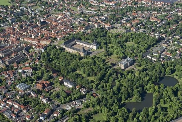 Gotha: residentiestad van de Sachsen-Coburgs in het groene hart van Duitsland