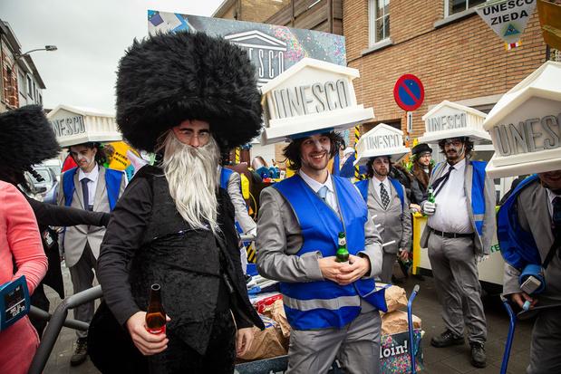 'Aalst carnaval: in principekwesties wordt overdrijving altijd de regel'