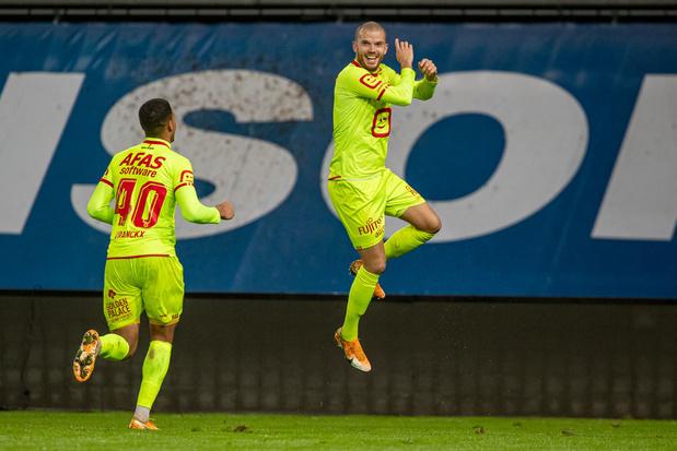 KV Mechelen boekt in Waregem eerste zege sinds eind september