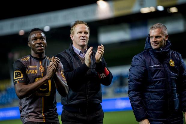 Wouter Vrancken verlengt contract bij KV Mechelen: 'Blijk van appreciatie, maar ook logisch'
