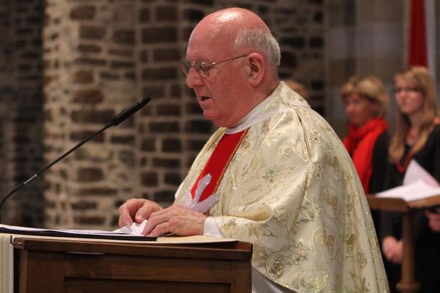 Passendale neemt afscheid van gewezen pastoor Lucien Vulsteke