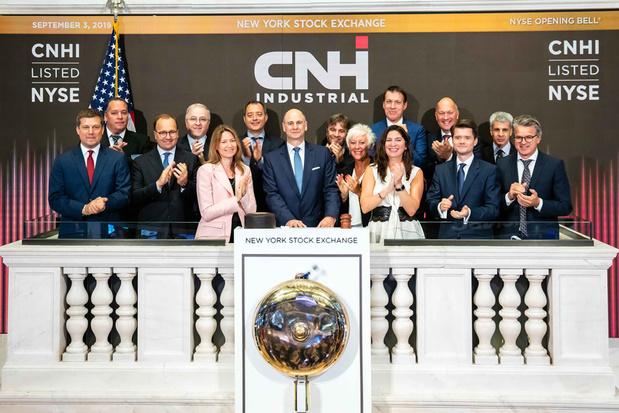 CNH Industrial splitst in tweeën