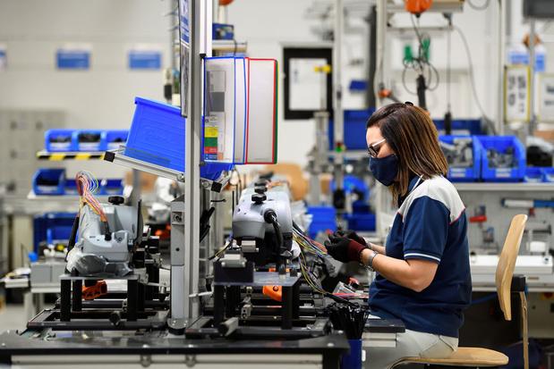 België heeft op één na hoogste loonkost van Europa in industrie
