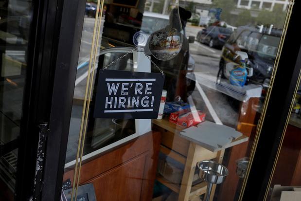 Onverwachte banengroei in de VS