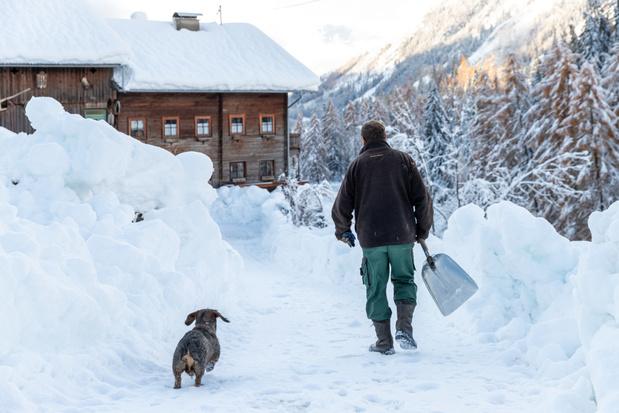 Regen en sneeuw in Oostenrijk: deze hoeveelheid komt maar één keer in 50 jaar voor