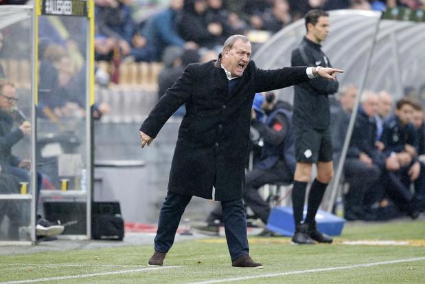 Feyenoord behoudt uitzicht op Europees ticket