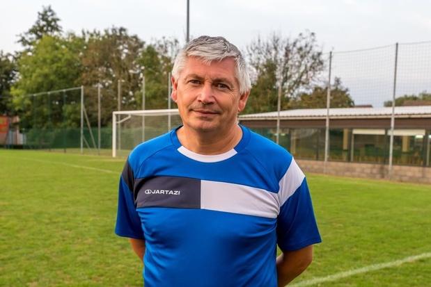 Luc Vande Woestyne volgend seizoen trainer van Komen-Waasten