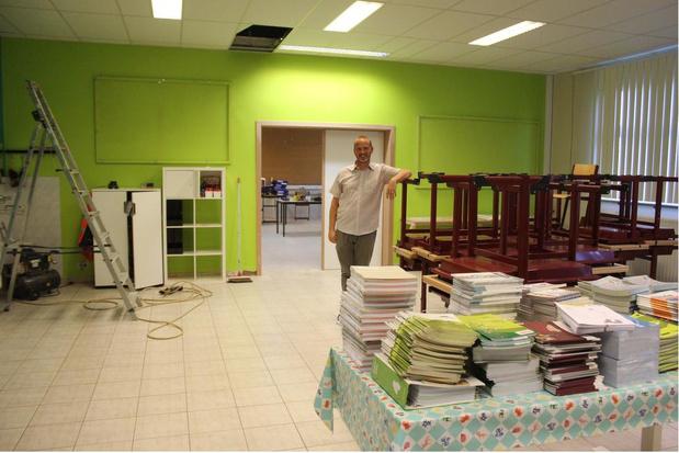 Vrije Basisschool Houthulst wil nieuwbouw in 2021
