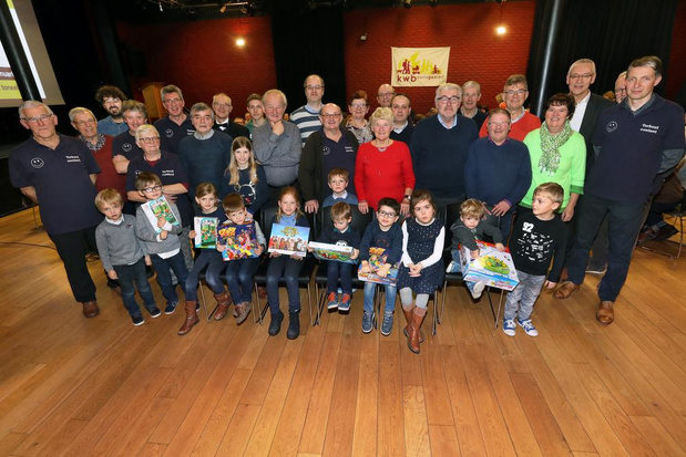 KWB Content bekroont creatief talent na geslaagde Sinterklaas-actie