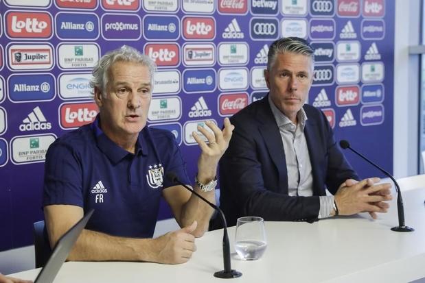 Michael Verschueren: 'Als de resultaten er zijn, doen we met Fred Rutten verder'