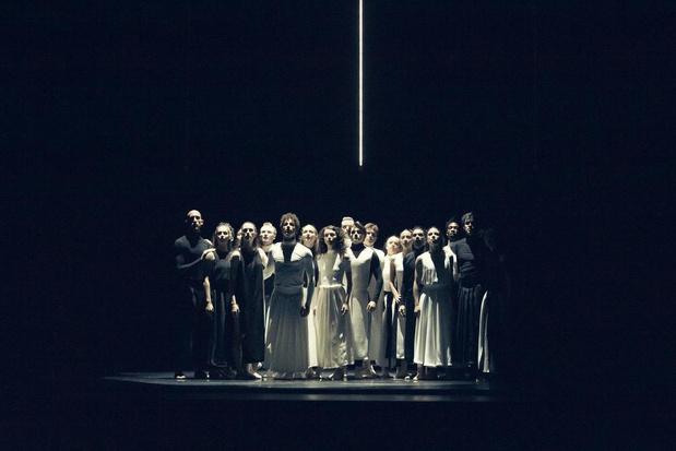 Zegna signe les costumes du dernier ballet de Benjamin Millepied
