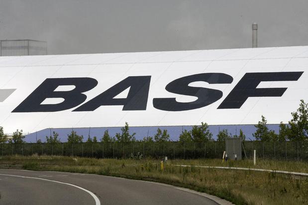 BASF investeert half miljard euro in Antwerpen