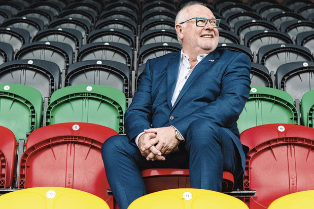 KVO-voorzitter Frank Dierckens: 'Is Anderlecht nog een grote club?'