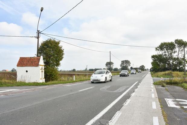 Slechtste fietspad van West-Vlaanderen verdwijnt