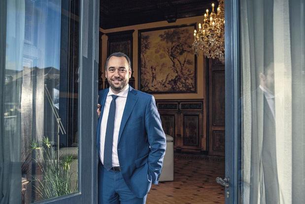 """Maxime Prévot (cdH) évoque les défis qui attendent sa ville: """"Trop de Namurois considèrent que rien ne doit changer"""""""