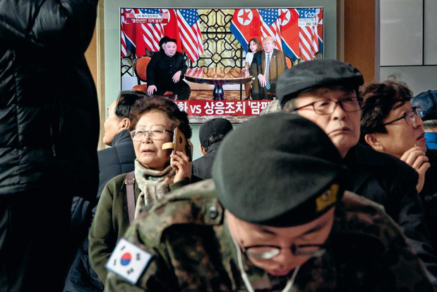 En Corée du Nord, la paix est en suspens (Reportage)