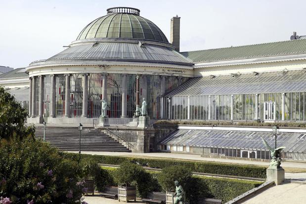 Serres van Brusselse concertzaal Botanique krijgen opknapbeurt