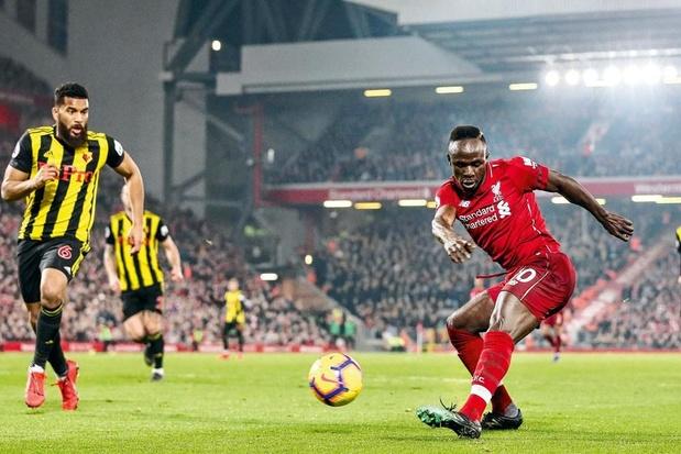Sadio Mané houdt de droom van Liverpool in leven: 'Ik voel geen titeldruk'