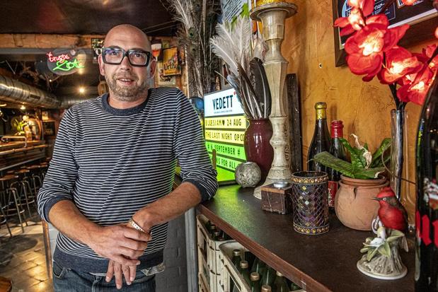 Legendarisch café OPCD in Ardooie sluit definitief en gaat tegen de vlakte