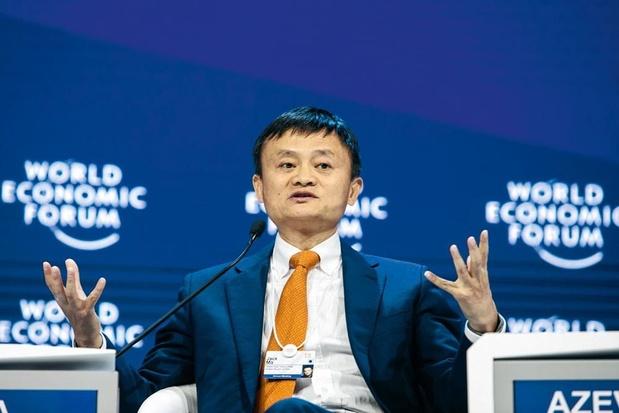 Jack Ma lâche la présidence d'Alibaba