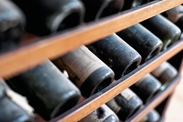 Nouveau métier : antiquaire du vin