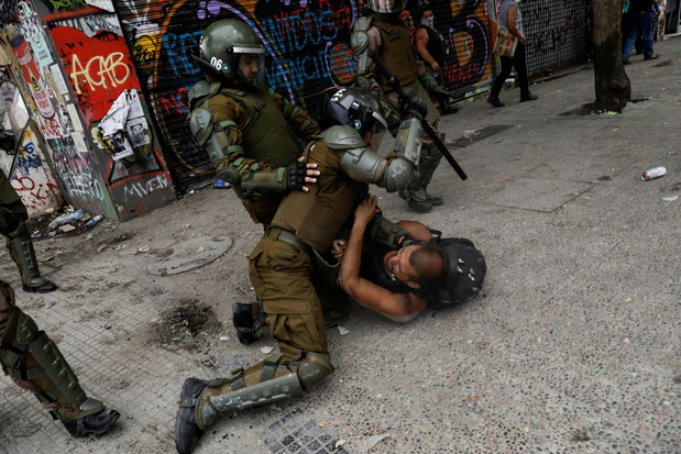 Regering Chili trekt ruim 5 miljard dollar uit om sociale crisis te bezweren