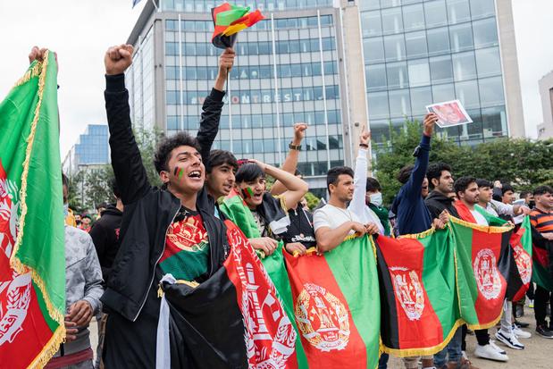 'Europa mist ballen en tanden tegen Afghanistan'