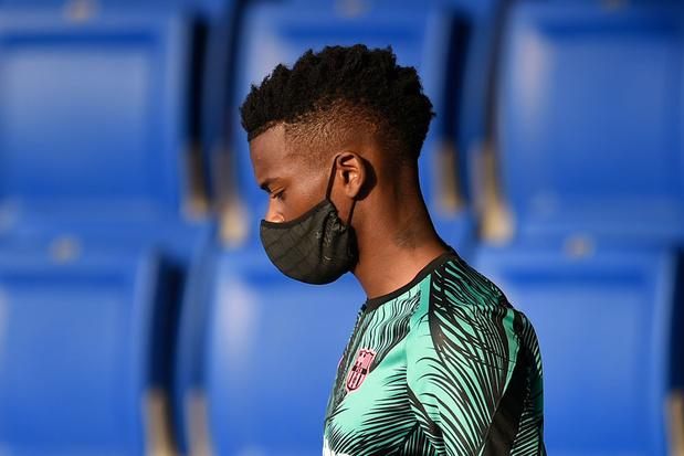 Nelson Semedo rejoint Wolverhampton pour trois ans