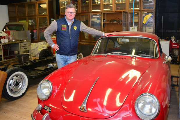 """Wim Soenens stunt met oldtimerevent in Waregem Expo: """"Meest trots op wagens van The Beatles"""""""