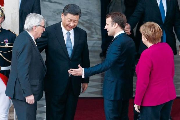 Italie, France... Comment Pékin reconstruit sa route de la soie en Europe
