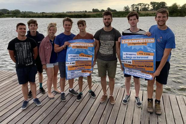 KSA Zandvoorde gaat live met 'De Stoel' en is klaar voor 58ste Zwanefeesten