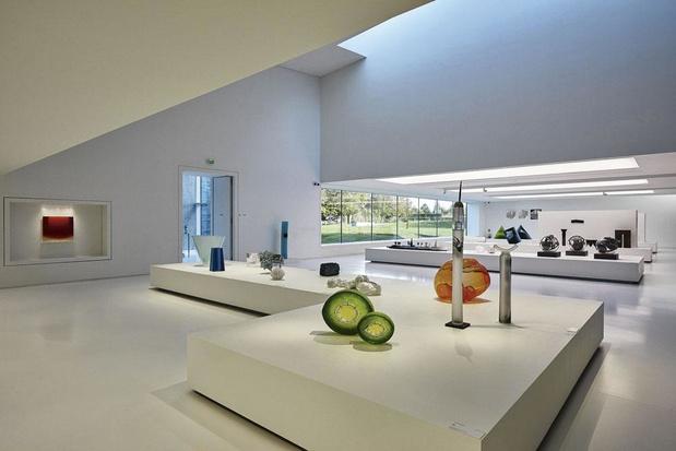 Topmuseum voor glaskunst