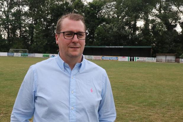 Trainer Diederik Pattyn gaat met VKW Vleteren (4D) op bezoek bij zijn ex-club