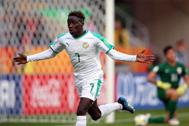 Club Brugge plukt rechterwinger Amadou Sagna weg uit Senegal