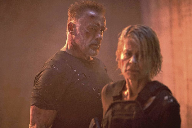 [Critique ciné] Terminator: Dark Fate, lent au redémarrage
