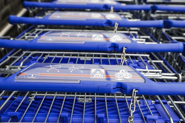 Aldi neemt 550 Franse winkels over