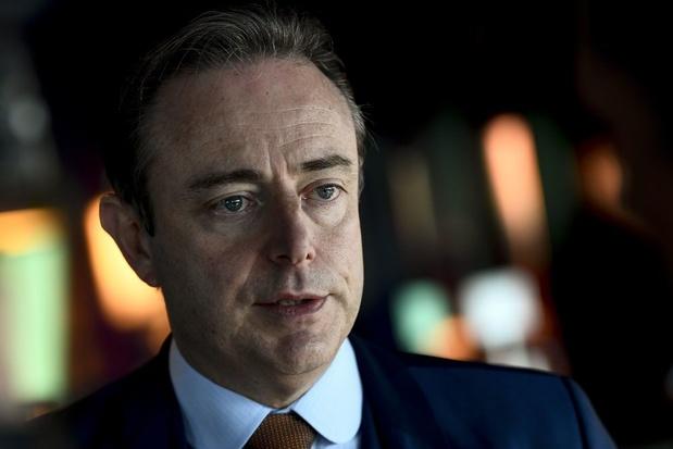 De Wever: 'Geen sprake van dat N-VA in regering met groenen stapt'
