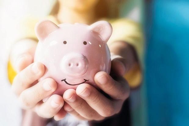 Sparen geeft een goed gevoel
