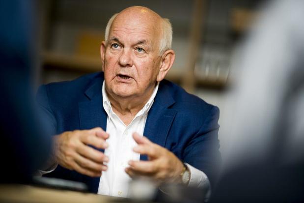 Gentvoorzitter Ivan De Witte: 'Over de laatste vijf jaar zijn wij sportief de nummer drie van België'