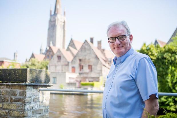 Bruggeling Pol Van Den Driessche wordt diplomatiek adviseur van de minister-president