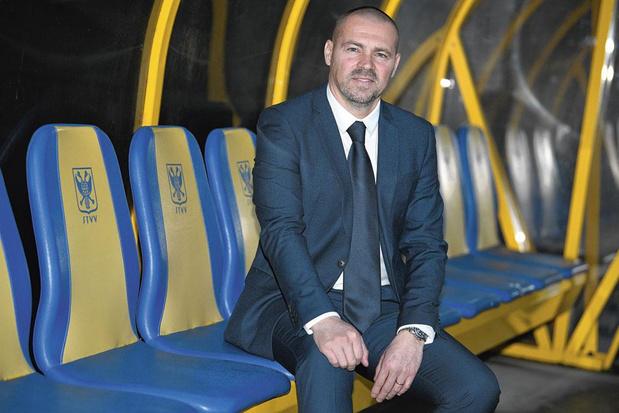 STVV zet coach Milos Kostic aan de deur