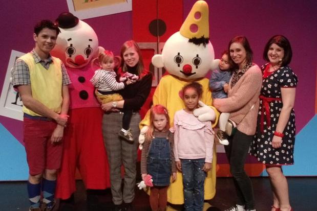 'Liefste clown ter wereld' Bumba bezoekt Oostende, Torhout, Brugge en Kortrijk