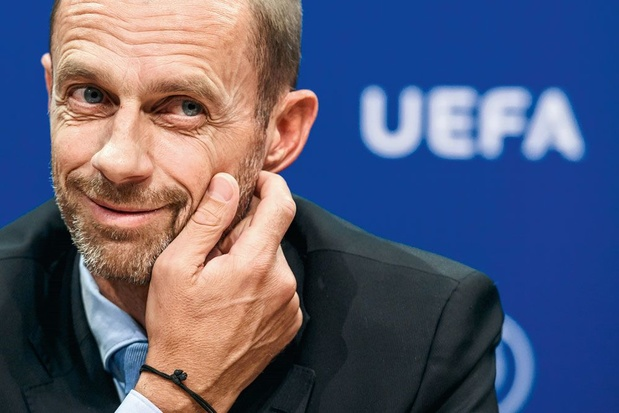 UEFA-voorzitter Ceferin wil 'verduidelijking' over gebruik van VAR