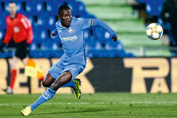 Djené (ex-STVV) ontpopte zich tot sensatie in Spanje