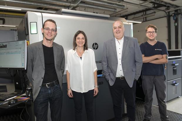 Artoos group investit dans une HP Indigo 12000