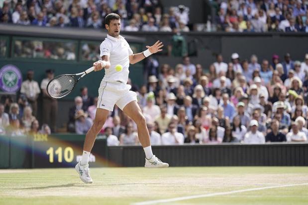 Onze sportmomenten: het mentale meesterschap van Novak Djokovic in de Wimbledonfinale