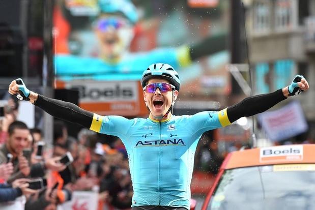 Jakob Fuglsang wint Luik-Bastenaken-Luik