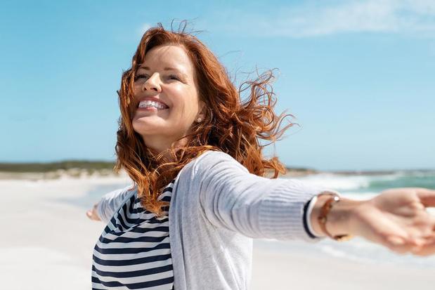 Lekker in je vel tijdens de menopauze? Je kan er zelf iets aan doen!